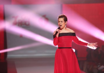 Lea Salonga at American Heart Association's Go Red For Women Show