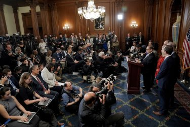 House Judiciary introduces articles of impeachment against President Trump