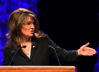 Palin addresses the Tea Party