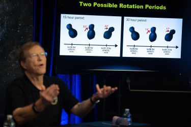 Celebrating the New Horizons Ultima Thule Flyby