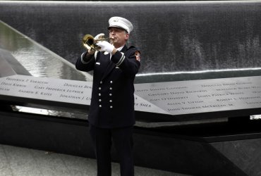 Nation Marks 10th Anniversary of 9/11 in New York