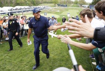 Final Round at the PGA Championship at Bethpage Black
