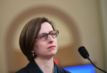 Laura Cooper Testifies to Open House Impeachment Hearing in Washington