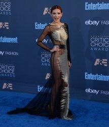 Bella Thorne attends the Critics' Choice Awards in Santa Monica