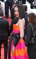 Sara Legge attends the Cannes Film Festival