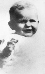 Ronald Reagan at Age One