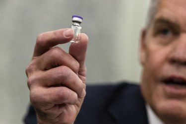 Hearing on Logistics of Transporting COVID-19 Vaccine on Capitol Hill