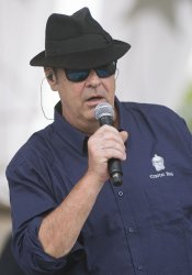 The Blues Brothers perform at the A Capitol Fourt Concert in Washington, D.C.