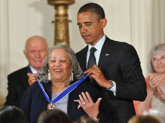 President Obama awards the Presidential Medal of Freedom in Washington