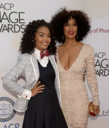46th NAACP Image Awards held in Pasadena, California