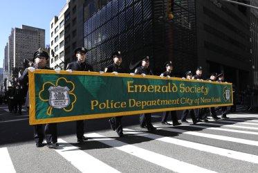 St. Patrick's Day Parade New York