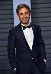 Gael Garcia Bernal attends the Vanity Fair Oscar Party in Beverly Hills