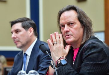 T-Mobile CEO John Legere and Sprint Executive Chairman Marcelo Claure testify on Capitol Hill