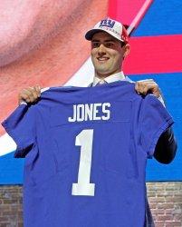 Daniel Jones picked sixth over all by New York Giants