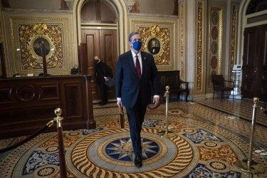 Impeachment Trial of Former President Trump in Washington