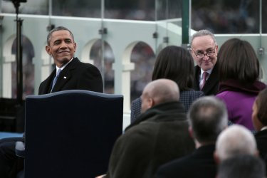 President Obama Inauguration Ceremony in Washington
