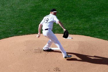 Chris Sale throws first pitch at All-Star game in San Diego