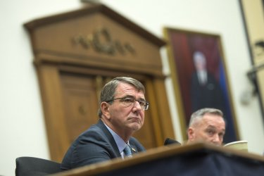 Secretary of Defense Carter and Chairman Dunford testify on Syria and Iraq