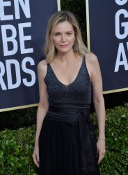 Michelle Pfeiffer attends the 77th Golden Globe Awards in Beverly Hills