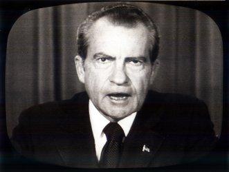 25th anniversary of Nixon resignation