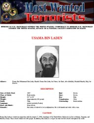 FBI releases Most Wanted Terrorist List
