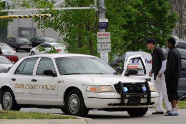 A FedEx workplace shooting in Kennesaw, Ga., injures six north of metro Atlanta