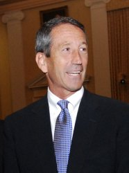 Gov. Sanford admits extramarital affair