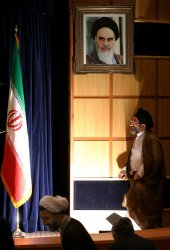Iran's Interior Minister