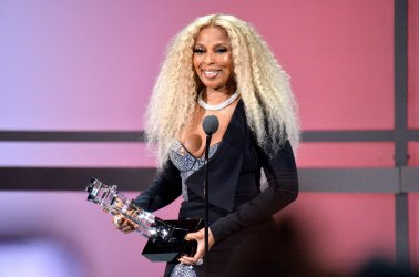 Mary J. Blige wins Lifetime Achievement award at BET Awards in Los Angeles