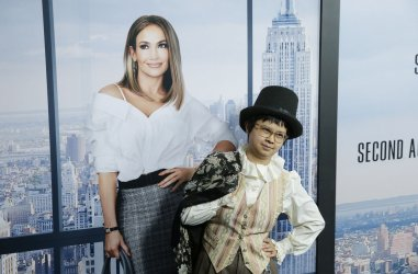 Charlyne Yi at World Premiere of 'Second Act' in New York