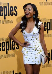 Red Carpet Arrivals at the Peeples Premiere at the ArcLight Hollywood in Los Angeles