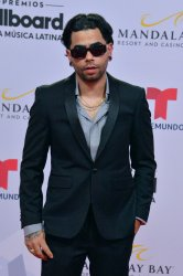 Young Martino attends the Billboard Latin Music Awards in Las Vegas
