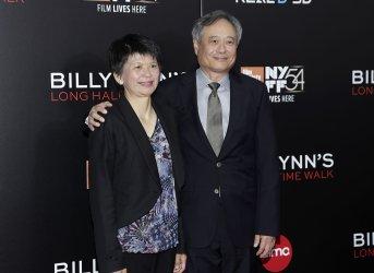 Ang Lee at Billy Lynn's Long Halftime Walk Premiere
