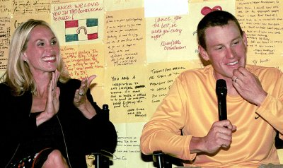 Lance Armstrong and wife Kristen end their marriage