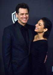 Jim Carrey attends Instyle/Warner Bros. Golden Globes party