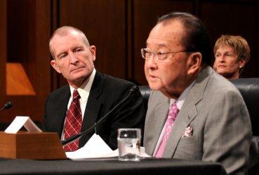 National Intelligence Nominee Dennis Blair Testifies at his Confirmation Hearing in Washington