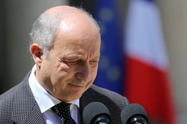 Defense meeting in Paris following terrorist attack near Lyon