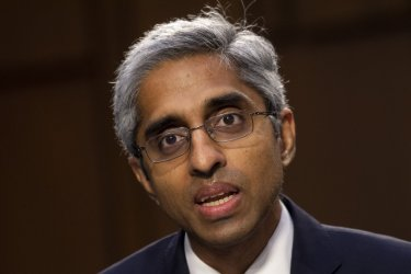 Senate Committee Holds Nominations Hearing for Vicek Murthy