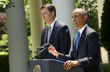 President Obama announces James Comey to be the next FBI director in Washington