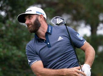 Practice Round at the 2020 Masters Golf Tournament in Augusta, Georgia