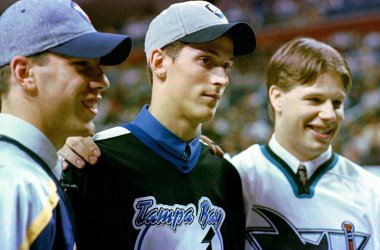 The 1998 National Hockey League draft