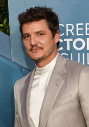 Pedro Pascal attends the 26th annual SAG Awards in Los Angeles