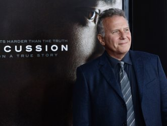 "Paul Reiser attends the ""Concussion"" premiere in Los Angeles"