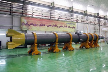 Iran tests surface-to-surface missile