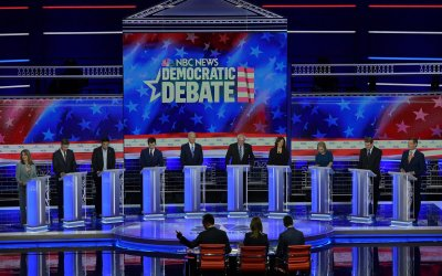 Democratic Presidential Primary Candidates Debate Day Two in Miami