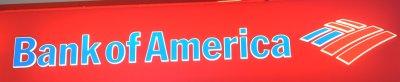 Bank of America ATM in New York