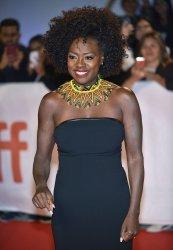 Viola Davis attends 'Widows' premiere at Toronto Film Festival 2018