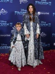 """Selena Gomez and Grace Teefey attend """"Frozen II premiere"""" in LA"""