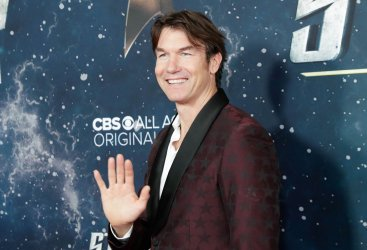 Jerry O'Connell at the 'Star Trek: Discovery' premiere