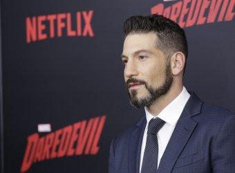 Jon Bernthal at Daredevil Season 2 Premiere